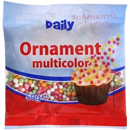 Ornament multicolor 50g