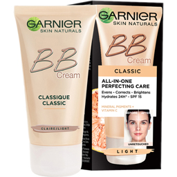 Crema de fata BB Cream Classic Light pentru ten normal, nuanta deschisa 50ml