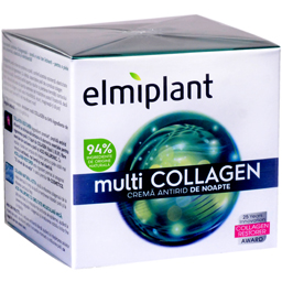 Crema antirid de noapte multi Collagen 50ml