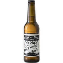 Bere nepasteurizata American Pale Ale 330ml