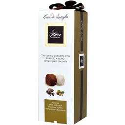 Trufe asortate din ciocolata alba si ciocolata extra-fondant 250g