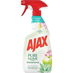 Spray antibacterian multisuprafete cu salvie si flori de mar 500ml