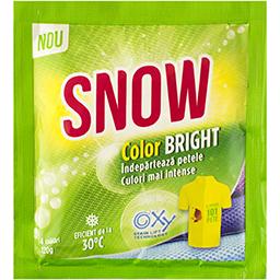Detergent pudra pentru indepartarea petelor Color bright 120g