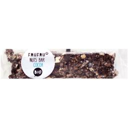Baton eco cu cacao si mix de nuci 30g