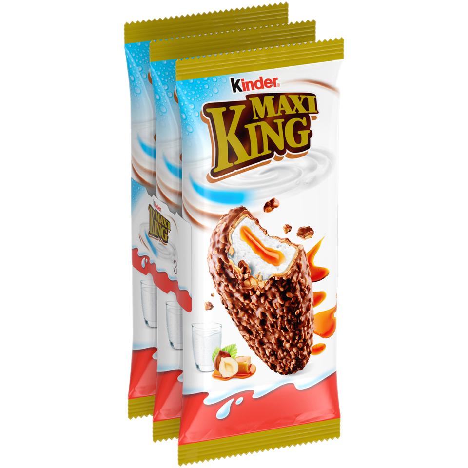 Kinder-Maxi king