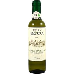 Vin ecologic alb sec Sauvignon Blanc 375ml