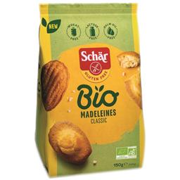 Madeleine clasice fara gluten eco 150g