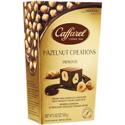 Praline ciocolata lapte Gianduja cu alune de padure 165g