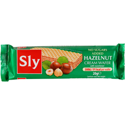Napolitana cu crema de alune fara zahar 20g