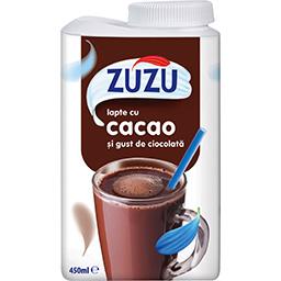 Lapte cu cacao si gust de ciocolata 1.5% grasime 450ml