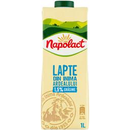 Lapte de consum 1.5% grasime 1L