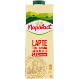 Lapte de consum 3.5% grasime 1L