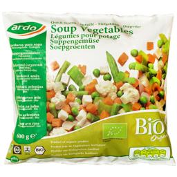 Amestec de legume pentru supa bio 600g