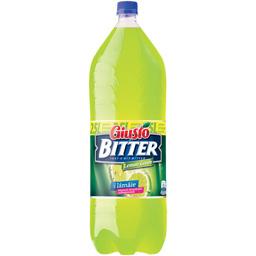 Bautura racoritoare carbogazoasa Bitter Lemon Green 2.5l
