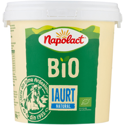 Iaurt natural 3.8% grasime 800g