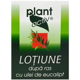 Lotiune dupa ras cu ulei de eucalipt 150ml