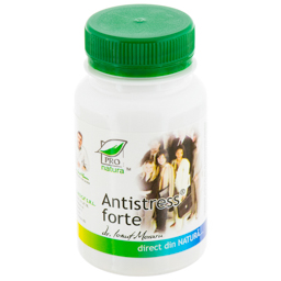 Supliment alimentar Antistres Forte 60 capsule