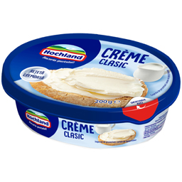 Crema de branza proaspata clasic 200g
