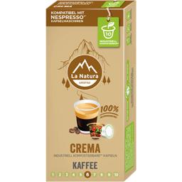 Cafea Crema 10 capsule