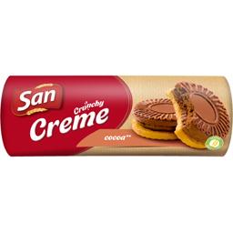Biscuiti cu crema de cacao 180g