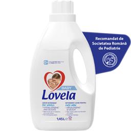 Detergent lichid Baby, pentru rufe albe, 16 spalari 1.45l