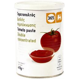 Pasta de tomate dublu concentrata 410g