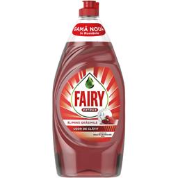 Detergent de vase aroma de fructe de padure rosii 900ml