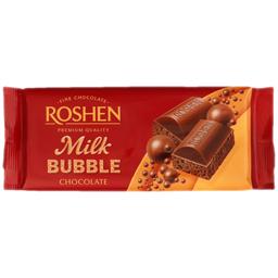 Ciocolata cu lapte aerata 80g