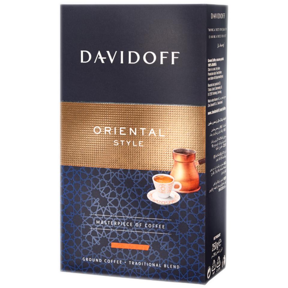 Davidoff-Oriental Style
