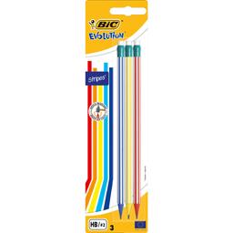 Creion grafit, 3 bucati