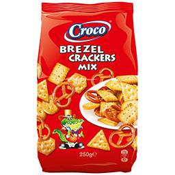 Crackers mix covrigei 250g