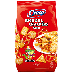 Crackers mix covrigei 250g