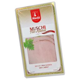 Muschi file afumat 100g