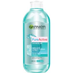 Apa micelara Pure Active pentru ten cu imperfectiuni 400ml