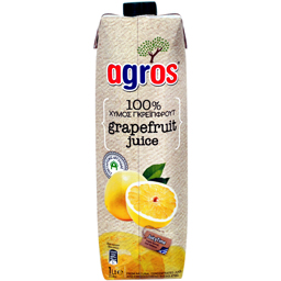 Suc 100% de grapefruit 1L