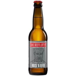 Bere artizanala Czech Lager Rock 'N' Beer 330ml