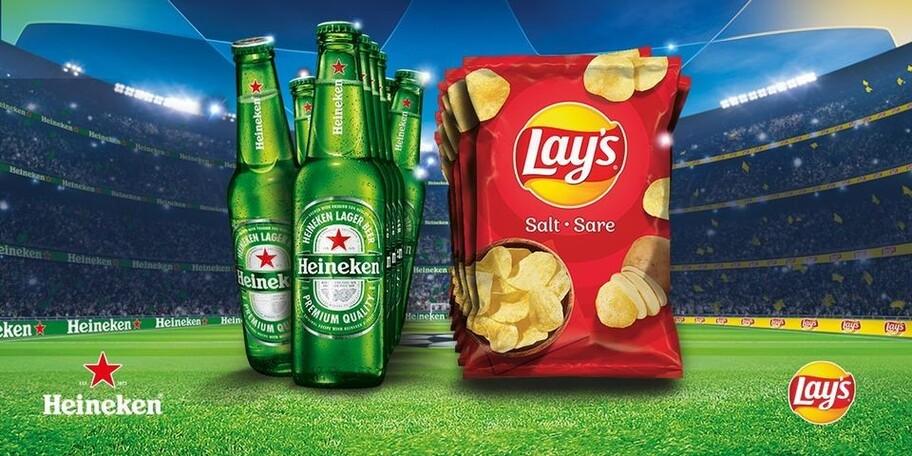 Heineken&Lay's Liga campionilor